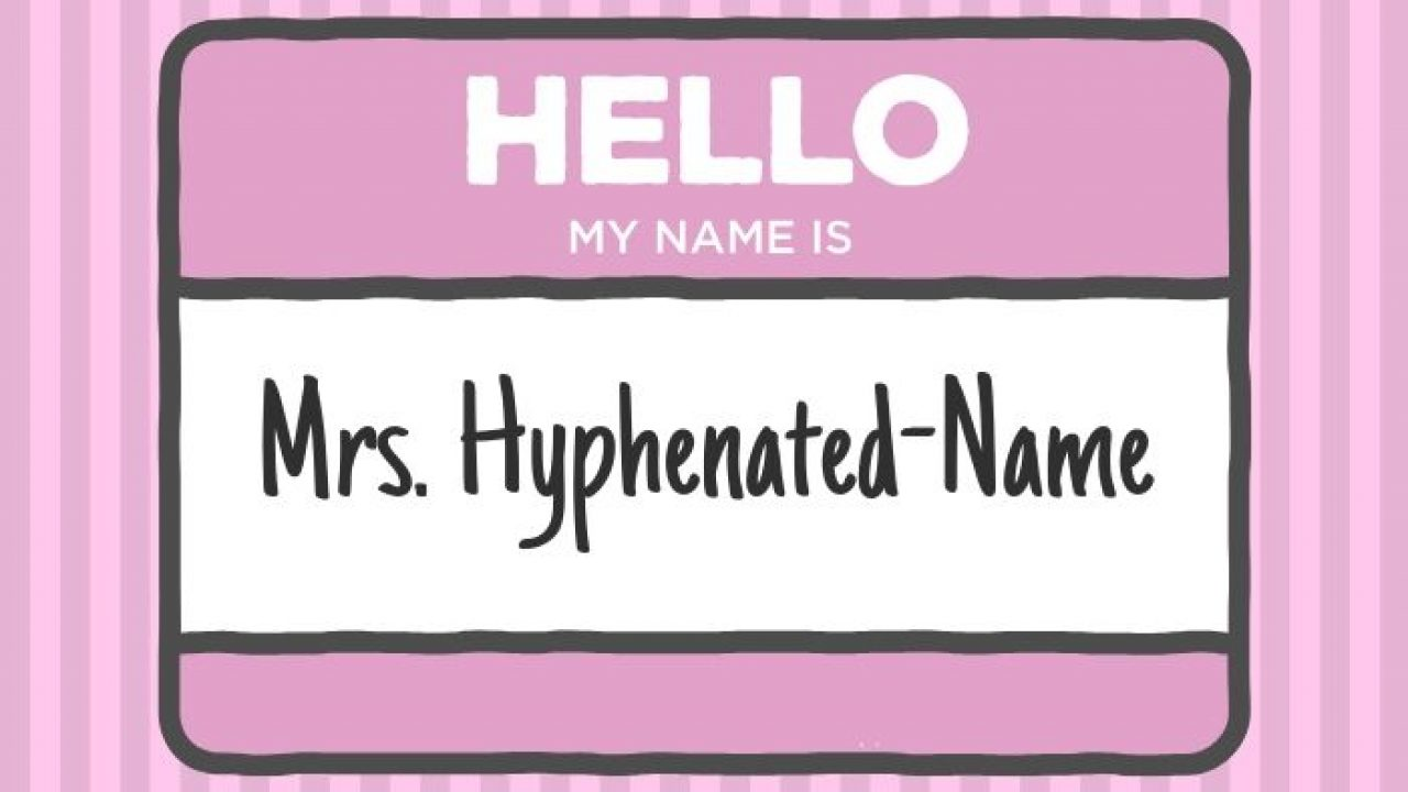 Hyphenating My Last Name Anuja Oak Mathur On Hyphenating