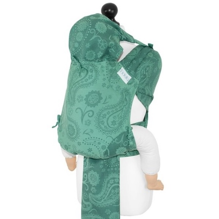 Fidella Fly Tai Baby Carrier (my favorite baby carrier, but not the ideal baby carrier for everyone)