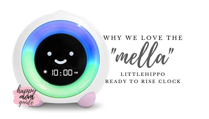 Best OK to Wake Clock - LittleHippo Mella Ready to Rise Clock